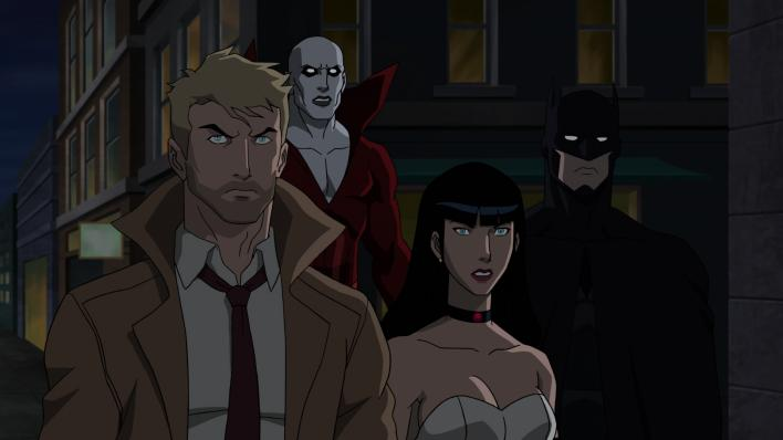 Constantine' Animated Series On CW Seed Means There's
