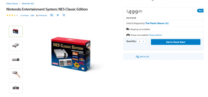 NES Classic Edition Walmart Flash Sale: How To Grab The