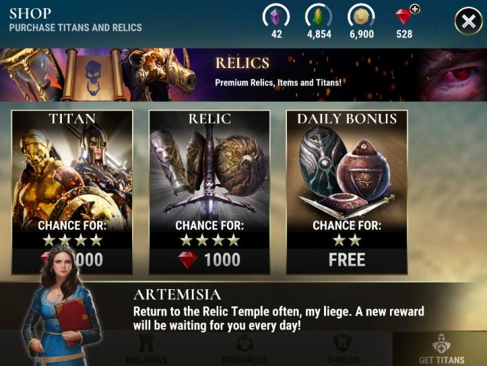 Dawn of Titans hack online – Generate Unlimited Gems free