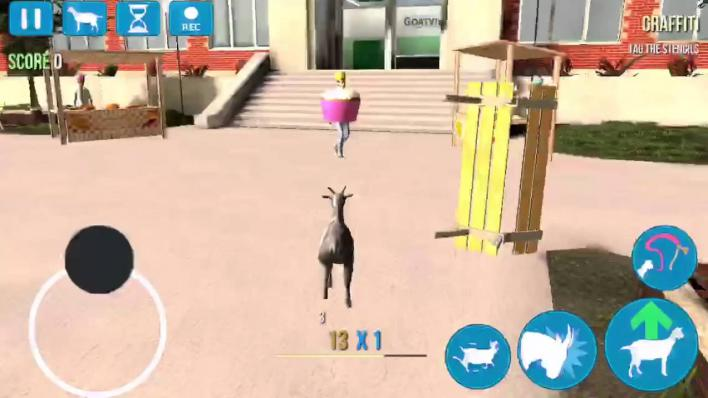Goat Simulator\' Mobile Guide: How To Get All Goats Including ...