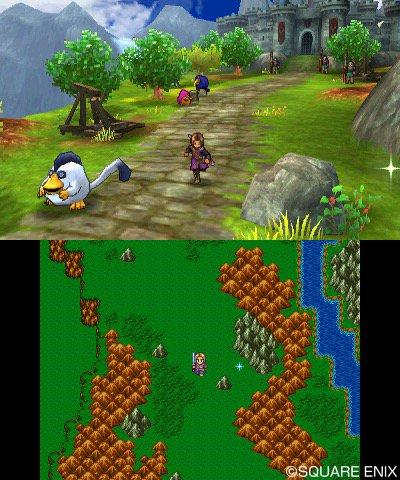 Dragon Quest XI' PS4 Vs 3DS: Story, Character, World Details