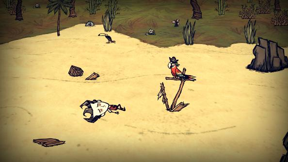 don't starve shipwrecked tips beginner guide healing crafting recipes health wiki monsters traps how to play ashes get gold, revive