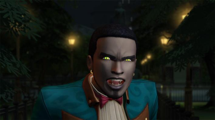 Sims 4' Vampire Powers Guide: How To Become A Grand Master | Player One