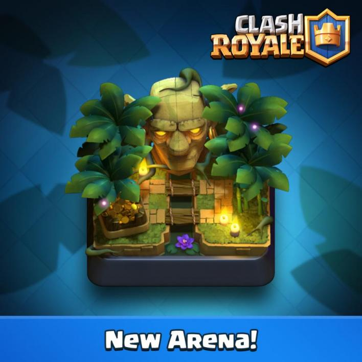 The new Dart Goblin card is set to hit the Clash Royale arena Friday, January 13. Check out sneak peak videos of gameplay, strategy and combos, here.