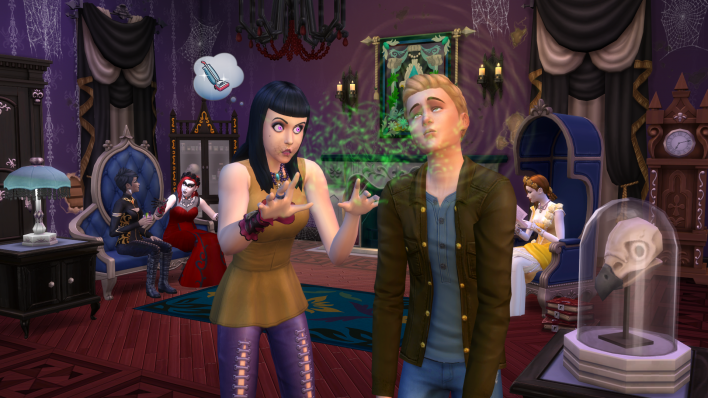 Sims 4' Vampire Game Pack: 10 Features You May Not Have