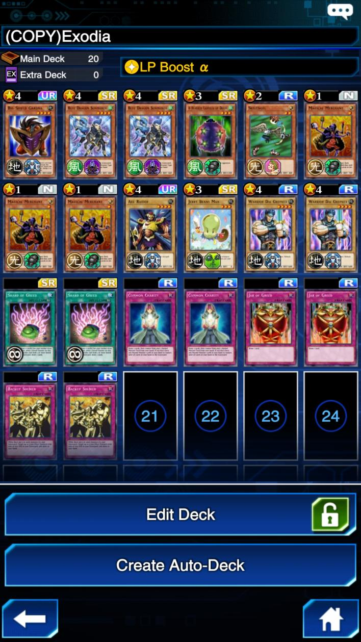 'Yu-Gi-Oh! Duel Links' Exodia Deck Recipe: Best Cards To