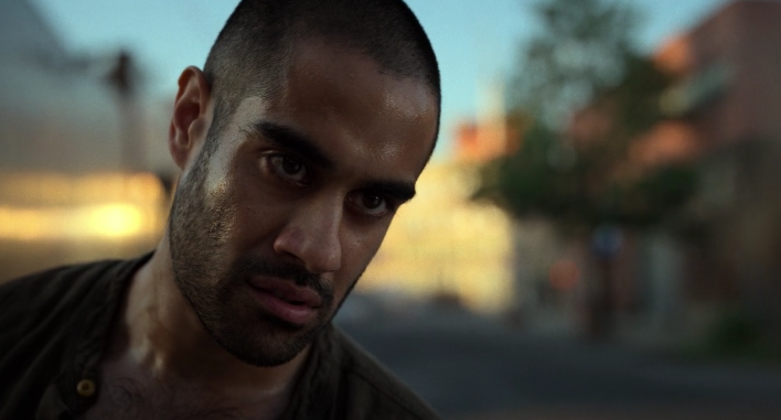 davos Sacha Dhawan steel serpent iron fist
