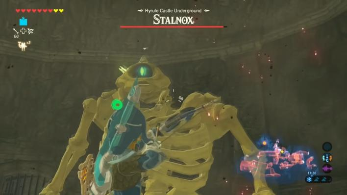 Breath Of The Wild Hylian Shield Location Where To Find The Ultimate Shield Of Hyrule Player One