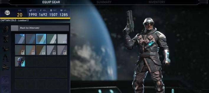 'Injustice 2' Mr. Freeze Premium Skin Revealed In New Gear ...