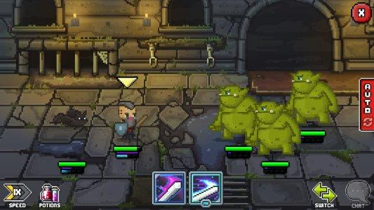 Bit Heroes' Guide & Tips: On Familiars, Stats, Leveling Up And More