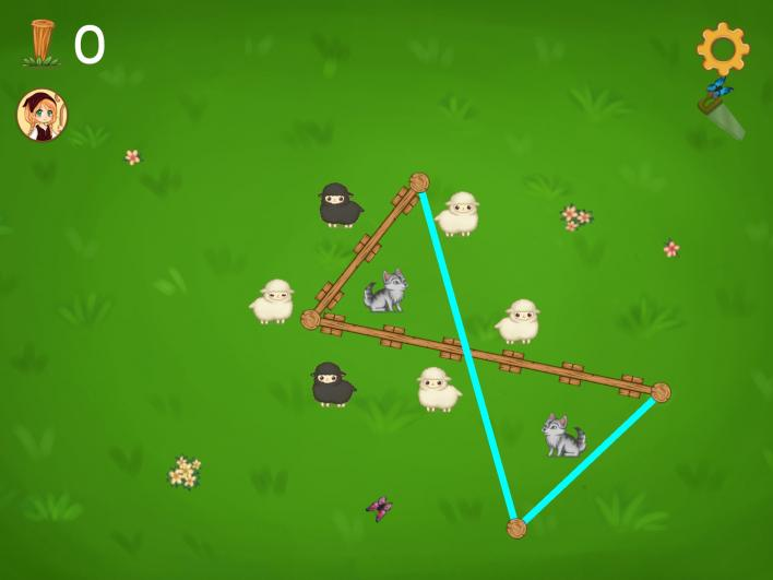 new iOS games best free puzzle games keep sheep safe