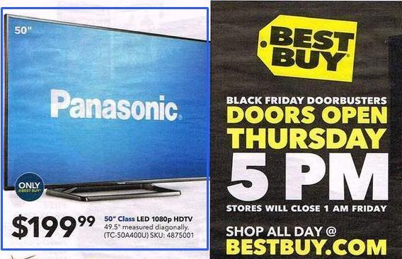 Black Friday 2016 Ads Release Dates: Walmart, Best Buy And Target ...