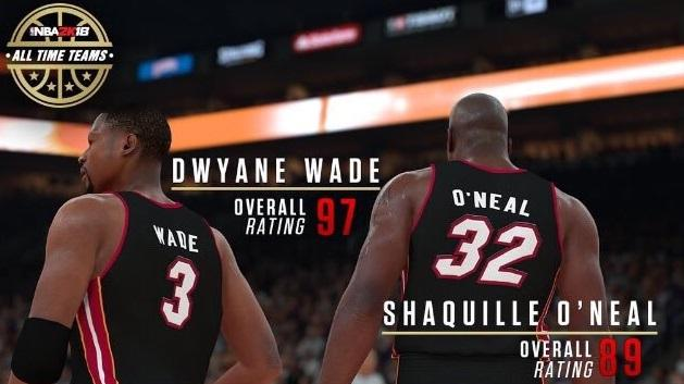 NBA 2K18 Ratings Revealed For LeBron James 91a577023