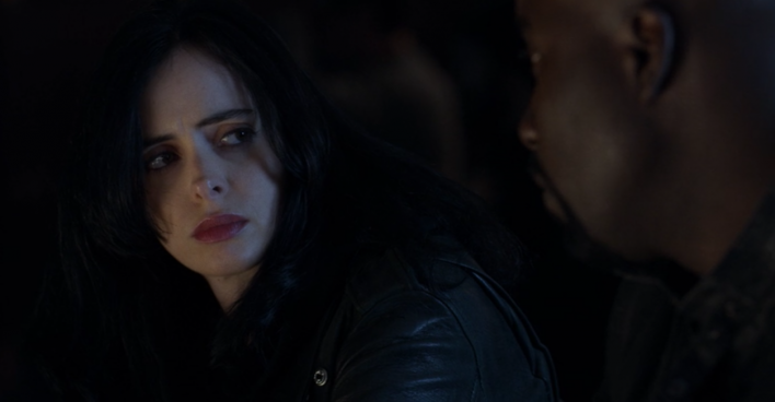 jessica jones luke cage defenders