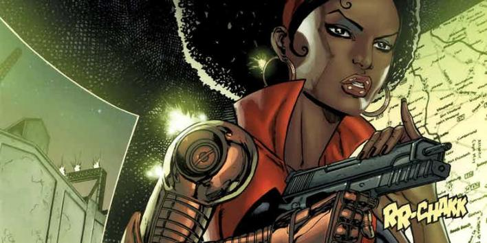 misty knight arm