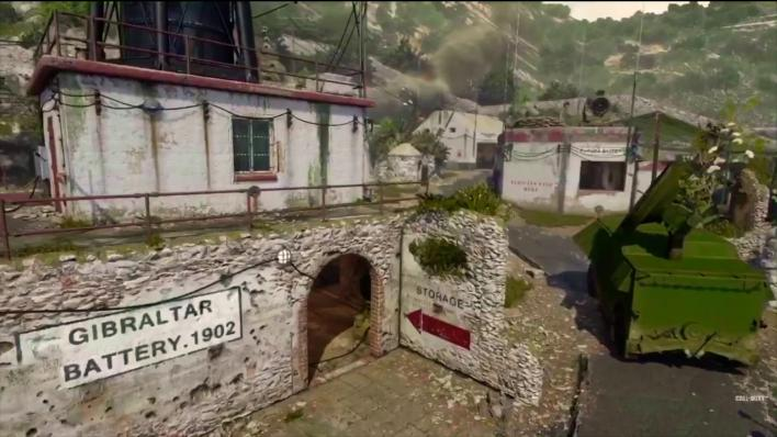 Call Of Duty WWII Gibraltar