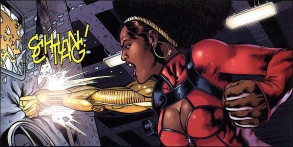 misty knight daughters