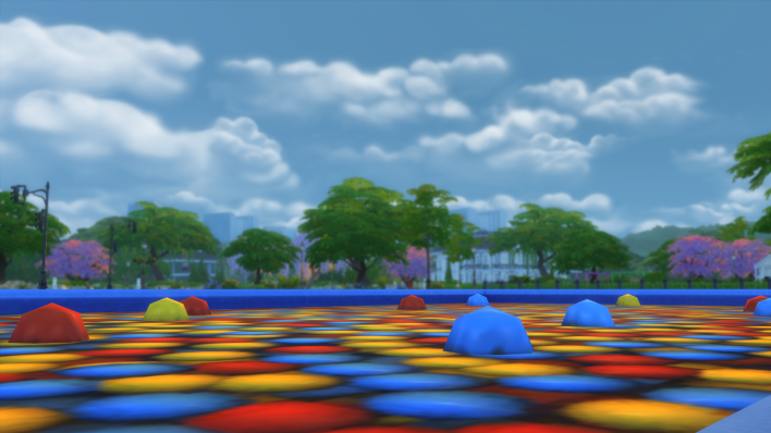 sims 4 ball pit