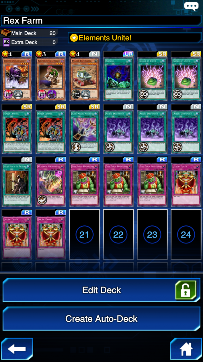 Yu-Gi-Oh! Duel Links: How To Farm Rex Raptor At Level 40