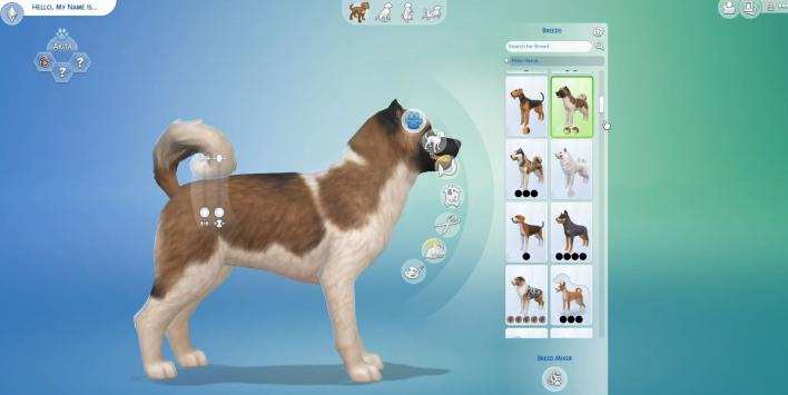 First Sims 4 Cats Dogs Screens Will Break The Internet Player One