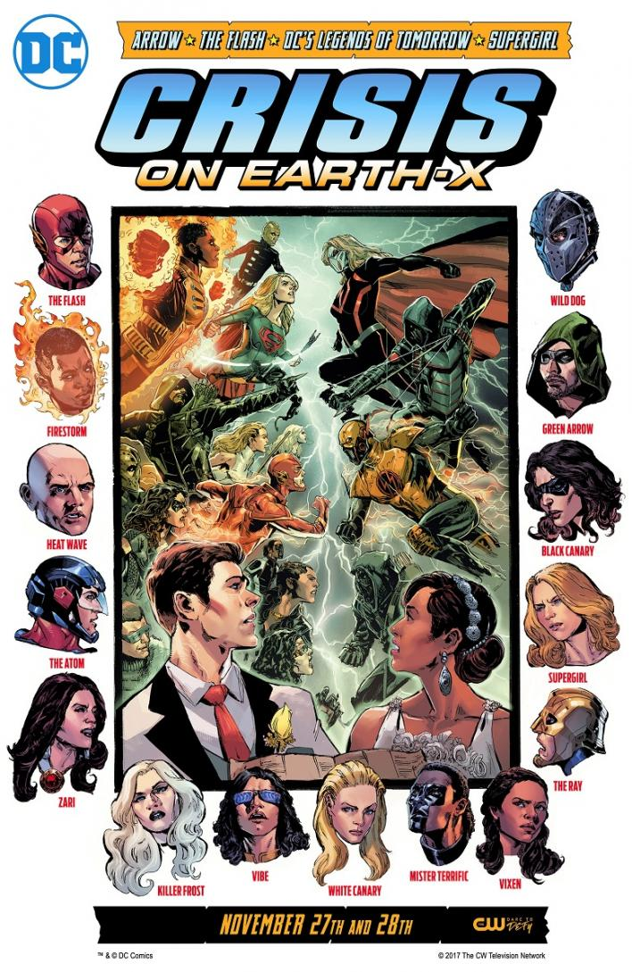 dctv crossover crisis on earth x