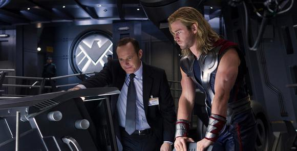 coulson thor