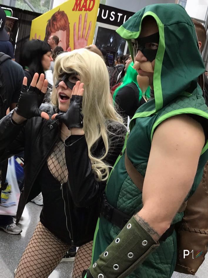 Top20 Green Arrow and Black Canary