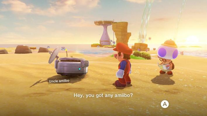 Super Mario Odyssey Amiibo Guide: Functions And Compatibility