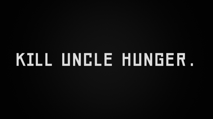 eat the revolution uncle hunger