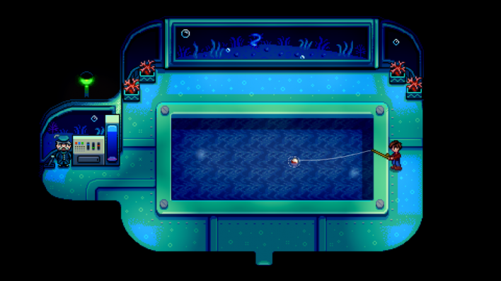 Stardew valley multiplayer update adds single player for How to fish in stardew valley ps4