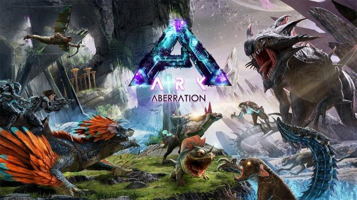 ARK Survival Evolved Aberration update goes live
