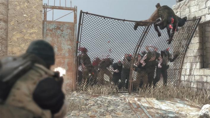 Single-player in Metal Gear Survive actually looks neat