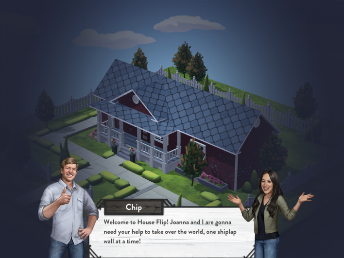 house, flip, fixer, upper, game, chip, Joanna, Gaines, review, ios, android, simulation