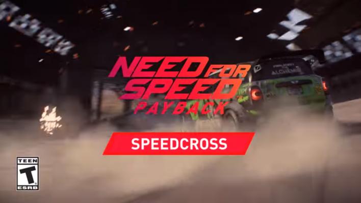 nfs payback speedcross update arrives dec 19 brings new. Black Bedroom Furniture Sets. Home Design Ideas