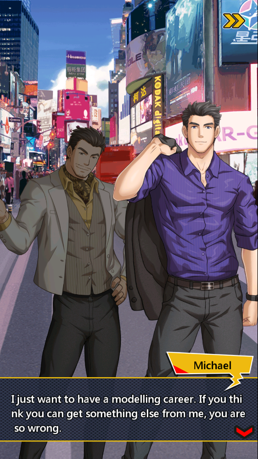 Gaydorado_Screen_7  - gaydoradoscreen7 - Dating Sim Gaydorado Brings Beefcakes Aplenty To iOS And Android