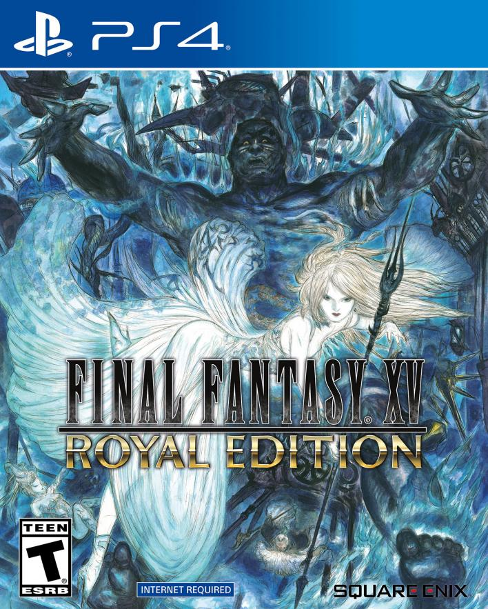 final fantasy xv royal edition package