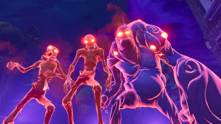 Fortnite Mutant Storms event