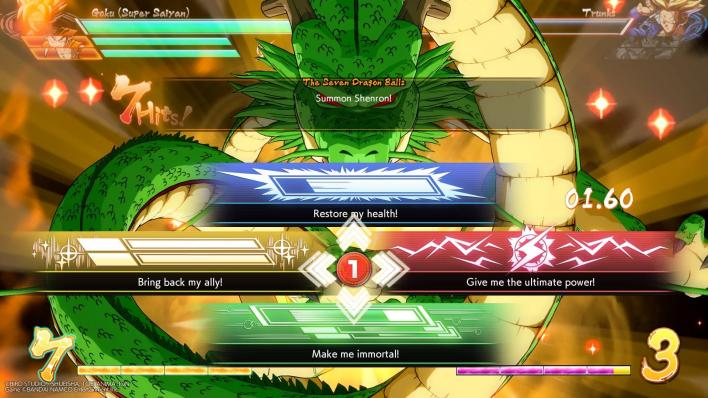 dragon ball fighterz shenron