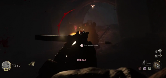 Call Of Duty WWII Darkest Shore elec 1
