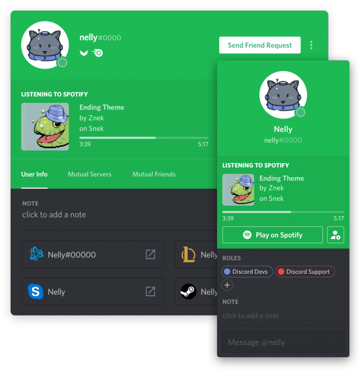 Spotify and Discord team up so you can listen with your friends