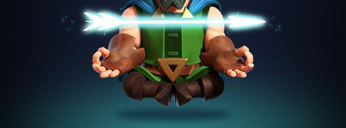 clash, royale, twitter, new, cards, 2018, magic, archer, leaked, barbarian, barrel, sneaky archer, new, wizard, update