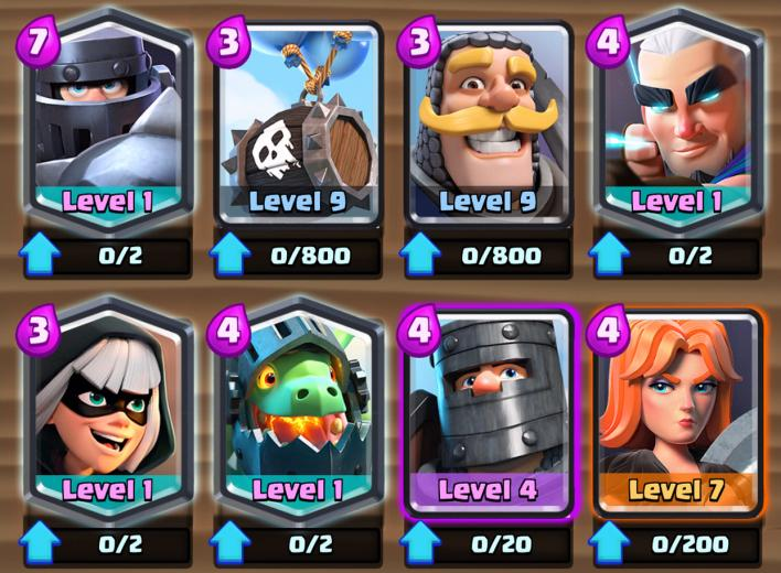 clash royale new cards magic archer balance changes February 12 2018
