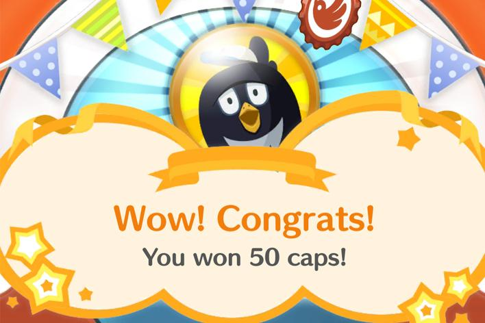 50 caps animal crossing pocket camp