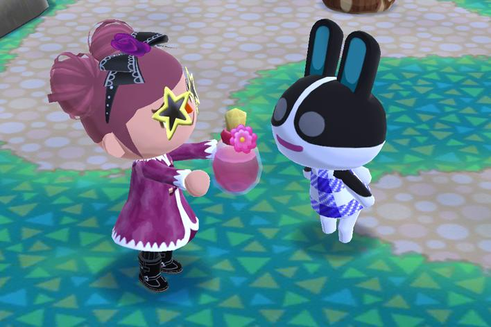 animal crossing pocket camp perfume