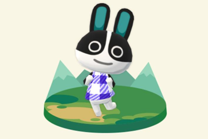 Dotty animal crossing pocket camp