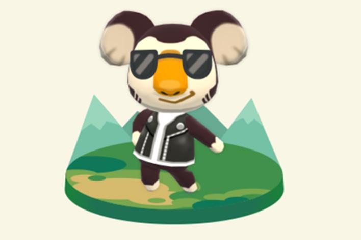 Eugene animal crossing pocket camp