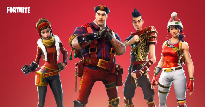 Fortnite Lunar New Year