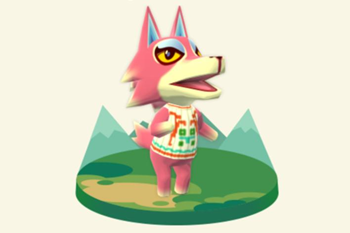 Freya animal crossing pocket camp