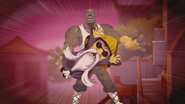 Shaq Fu: A Legend Reborn hits Switch, PS4, Xbox One, and PC this spring