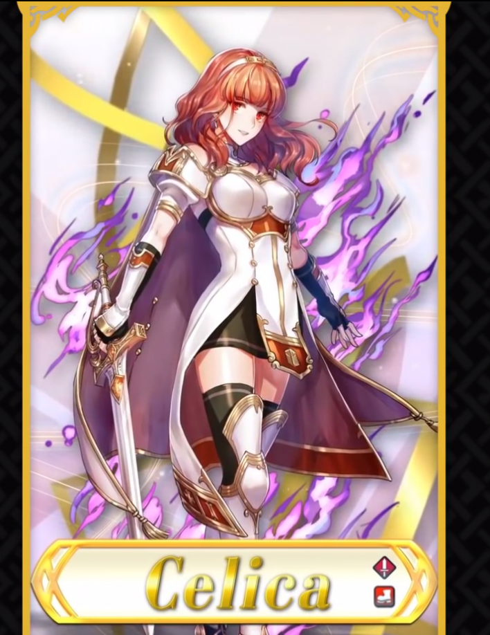 fire, emblem, heroes, fallen, heroes, possessed, celica, feh, youtube, update